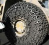 17.5-25 wheel loader tire protection chain