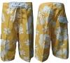 Men's surfing pants spandex pants hot pants short pants