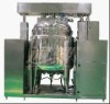 vacuum emulsifying toothpaste machinery