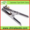 Japanese Type Earth Clamp