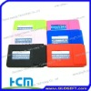 new design silicone name card holder