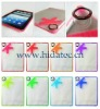 PayPal, TPU skin gel case cover for ipad 2, OK pattern design, many color