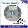 TMCMC0J227KTRF Hitachi Tantalum capacitor Case C 6.3V 220VF SMD capacitor