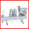Beverage machinery cup filling and sealing machine