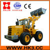 cheap wheel loader front wheel loader XJ951-II with ISO