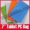 "7"" Android Tablet PC Protect Cover Case APad Epad MID Soft Portable Colorful Cloth Bag Gift"
