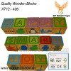 2012 Wooden Educational Toys / Alphabet Blocks