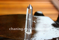 Hot seller fashion jewelry natural crystal pencil pyramids pendant