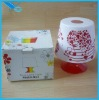 Lamp Shape Plastic Tissue Holder,tissue box