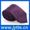 Purple Dot Neck Tie