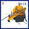 Hydraulic directional crawler-mounted core drilling rig AKL-I-15