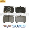 D968 DODGE/JAGUAR Brake Pad