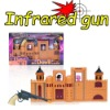 gun-8091 SHOOT THE GAME infrared gun toy