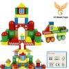 50pcs TW Wooden Building Block Toys