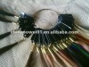 100% Human hair color chart,cheapest price