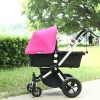 The limited Pink color of bugaboo cameleon stroller