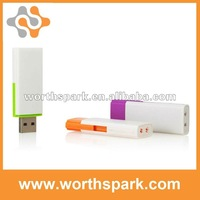 2gb plastic usb flash drive