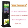 37 Inch All In One Kiosk Payment Touch Screen