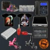 Tattoo Dragonfly Rotary Machine HP-2 Power 54 Color Inks Tattoo Kit