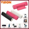 2600mAh power bank for ipad/iphone with mobile phone holder
