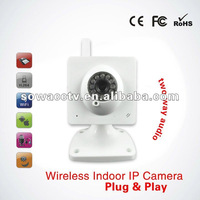 Wireless indoor wifi camera, wifi camera cctv camera
