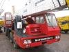 35 tons used crane truck crane KATO TADANO