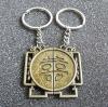 Mini Hei, Hei Metal Key Chains, Hei Shape Key Chain, Hei Key Chain