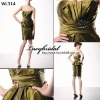 fashion evening dress WL314,custom make