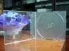 5.2mm slim  jewel case (CD case ,CD sleeve ,CD box)