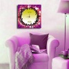decoration canvas painting  CLOCK