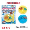 Sell Gem Crystal Putty With Fish Toys