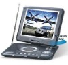 Wholesale - 12.5 inch multifunction portable DVD player with TV with USB with Game