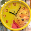 Winnie the Pooh plastic wall clock D401 on sale wholesale & drop shipping