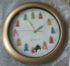 YZ-3200 WALL CLOCK WTIH MUSIC