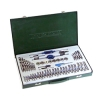 52 Pc Metric & Sae Tap And Die Set