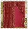 jacquard curtain
