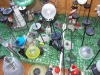 Solar Powered Solar Yard Lamp