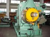 Metal continuous conform extrusion press