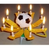 Football Music Candle, soccer candle