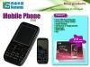 GSM Cell Phone HZKJ E58