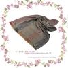 Silk Wool Jacquard Pashmina Shawl