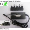 40W Universal AC Adapter, universal computer adapter for Mini Laptops