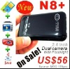 Mobile phone cell phone gsm mobile phone dual sim card mobile phone KNN8