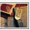 Gold Card, Metallic Card, Bookmark