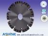 Laser Tuck Point Segmented Saw Blade