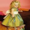 Cheap Taffeta flower girl dress with taffeta sash and bowknot at the waist-sl-d16