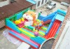 Barry Hot sales inflatable funland,amusement park,inflatable fun city