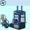 pipe shredder recycling line