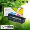 laser toner cartridge 2612A for HP