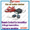 Remote controller Car inmobilizer engine oil cutter device
